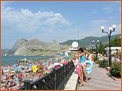 Судак: отдых в Крыму